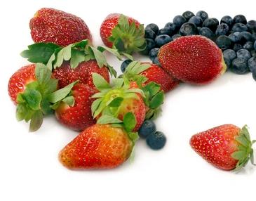 Berries: Antioxidants