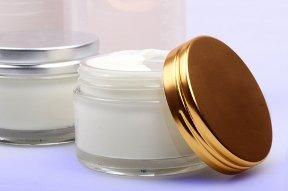 2 pots of cream, Anti Aging Creams